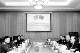 中美军方首次举行闭门磋商美防长今年想访华