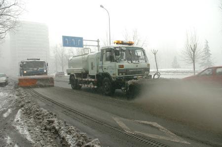 北京大雪400余航班延误明后天有降雪大风(图)