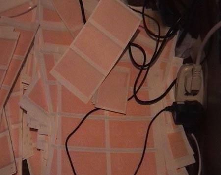 法治在线:乌鲁木齐铁路警方破获制贩假车票案