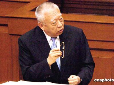 政协回应董建华就任全国政协副主席传闻(图)