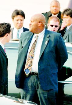 组图:美国国务卿赖斯访华接受记者采访