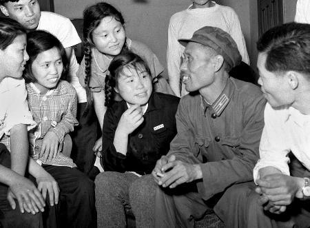 狼牙山五壮士幸存者辞世英雄故事退出学生课本