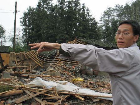 图文:[突发事件](1)广西临桂发生一起非法制作烟花爆炸案造成2死3伤