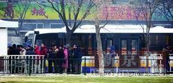 北京近期将建设六条大容量快速公交线(组图)