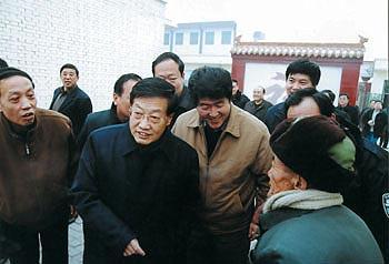 《人物》杂志:专访山西太原市长李荣怀