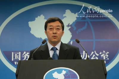 国台办:陈水扁的七点结论是开倒车(实录)