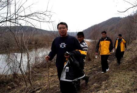 记者二团的发现之旅伊勒呼里山上觅水踪