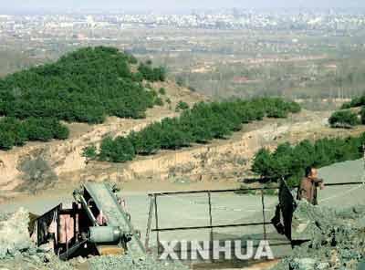 内蒙古大青山生态遭破坏 森林公园成开发区(图)