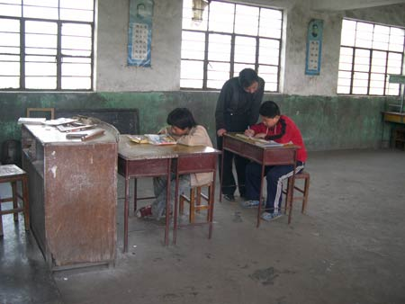 村办学校生源大量流失农村教育被严重边缘化