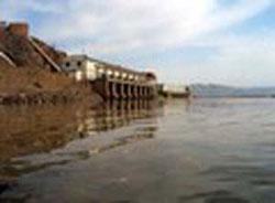 黄河提水工程浇富甘肃灌区农民