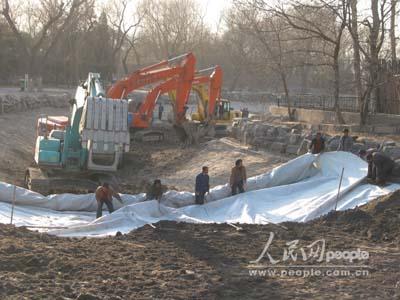 环保总局要求圆明园40天内交防渗工程环评报告
