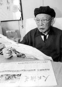 专访抗日老战士百岁开国上将吕正操