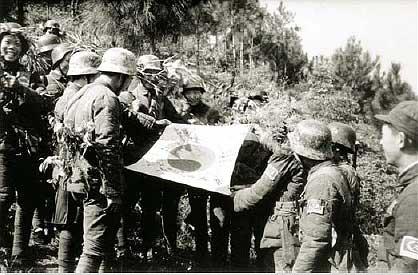 """昆仑关战役中的""""小兵""""阮剑八:我给敢死队带路"""
