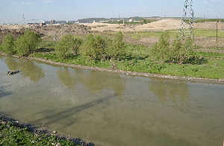黑龙江阿什河面临水土流失和农药化肥污染(图)