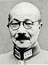 靖国神社中的甲级战犯:狂热军国主义者东条英机