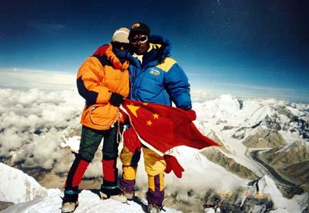 西藏登山探险队主力队员仁那遇难(图)