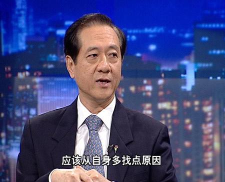 人大副委员长韩启德:医患关系主要问题在医生