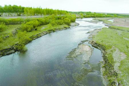 松花江宾县段146.1公里只有国堤27.5公里