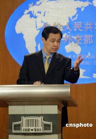 外交部称安理会改革应遵循四项原则