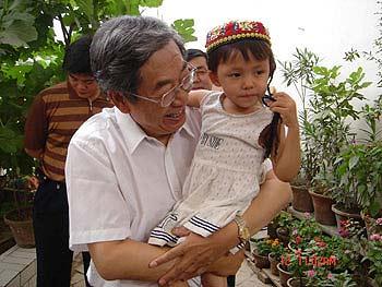专访民进中央主席许嘉璐:农民是我们的父母