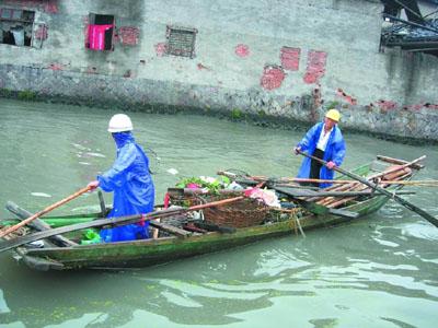 污染使塘河风采不再治理还得砸进多少钱