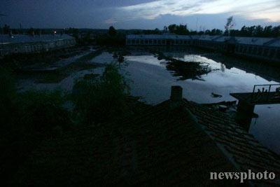 黑龙江宁安突发洪水至少27名学生遇难(组图)
