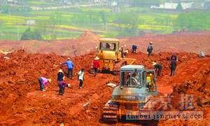调查:安徽繁昌铁矿石涨价村民疯狂盗矿毁林