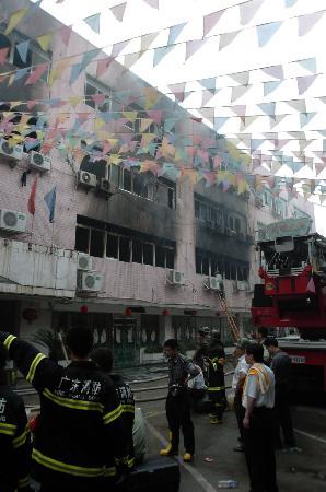 致31人死亡的广东汕头火灾7名嫌疑人被抓获