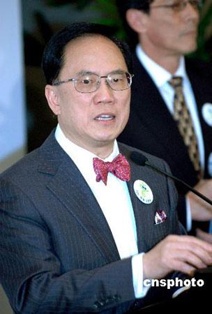 曾荫权今日将宣誓就任香港特区行政长官(图)