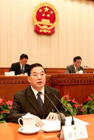 李金华:去年中央部门违规资金达90亿