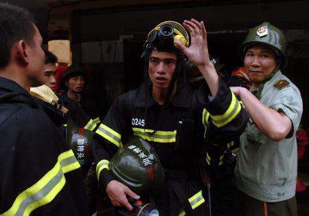 致31人死亡的汕头火灾责任单位交700万赔偿金