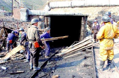 新疆阜康神龙煤矿瓦斯爆炸:65人遇难18人失踪(图)