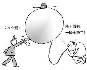 """二手房缴税何以出现""""乱象""""?关键要""""用之于民""""(图)"""