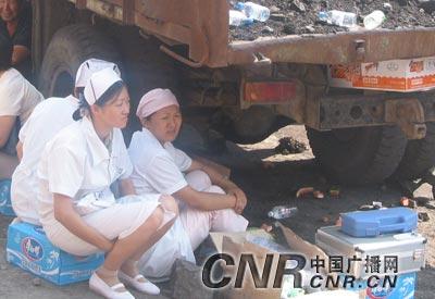 新疆阜康神龙煤矿生产严重违规(组图)