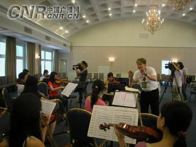 首届中国广东国际音乐夏令营开幕规模亚洲最大(组图)