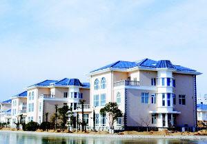中国富豪痴迷于豪宅被认为是炫耀财富(组图)