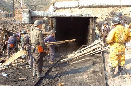 新疆阜康煤矿矿难已有76人遇难