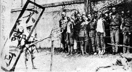 八路军115师骑兵团老兵李庭芳回忆战俘生活