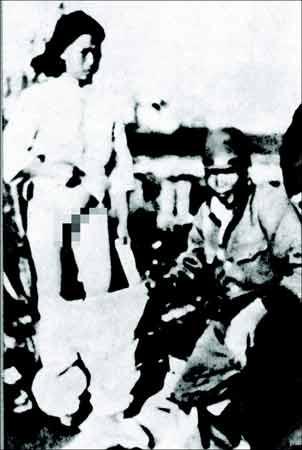 老兵亲历南京大屠杀:日军官高喊你们要怎么死法