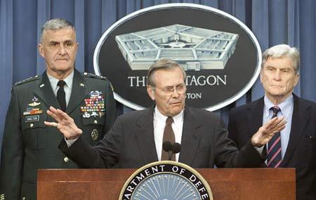 美国国防部长称将在本周公布中国军力报告