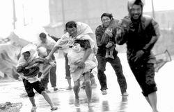 台风海棠登陆福建浙江平阳800人被山洪围困