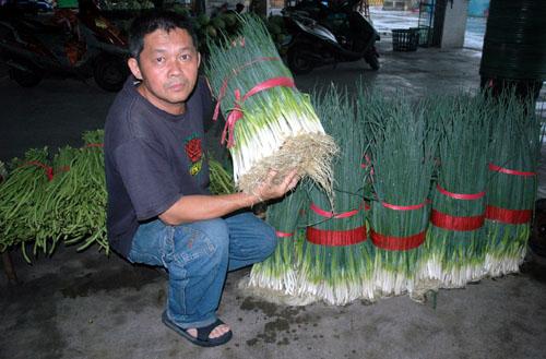 民众抱怨葱比牛排贵台湾采取措施增加蔬菜供应