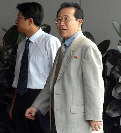 六方会谈26日上午在京开幕各方代表团团长确定