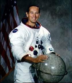 美国登月宇航员称美国愿与中国一起探月