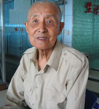 侵华日军731部队唯一在世劳工痛忆魔窟经历(图)