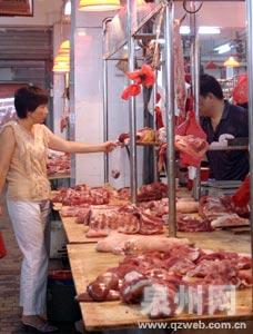 泉州养猪卖猪宰猪场所本周消毒(图)