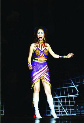 新人歌手大赛云南选秀亚洲音乐节期待新星(组图)
