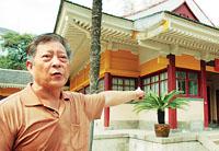 侵华日军曾经仿建靖国神社