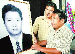 符离集镇党委书记蔡玉昊牺牲在抗洪第一线