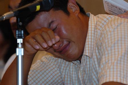 齐齐哈尔日军毒气受害者再次要求日本政府赔偿